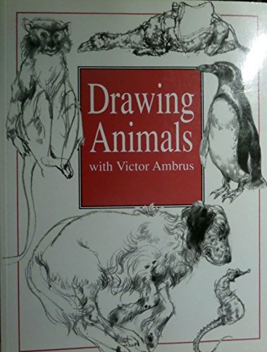 9781840134261: Drawing Animals with Victor Ambrus
