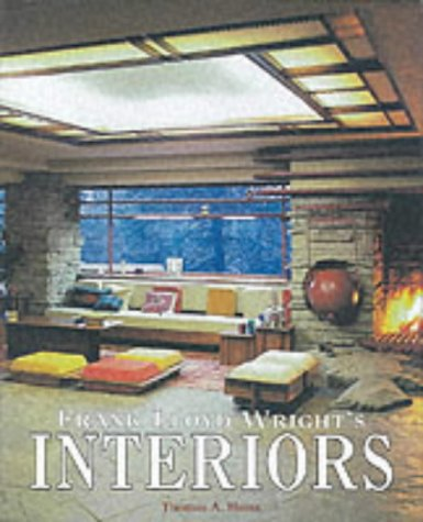9781840134681: Frank Lloyd Wright's Interiors