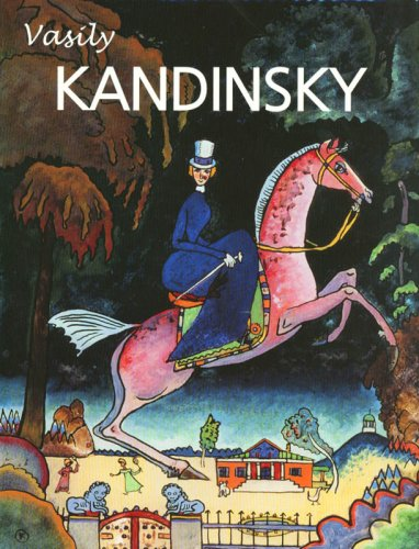 9781840135718: Vasily Kandinsky (Great Masters)