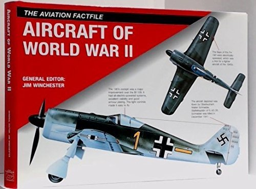 9781840136395: Aircraft of World War II (Aviation Fact File)