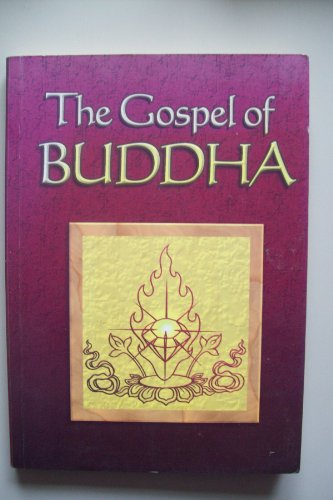 9781840137163: The Gospel of Buddha