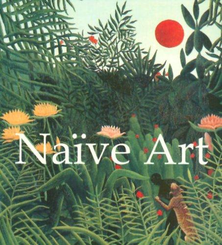 9781840137354: Naive Art (Mega Squares)