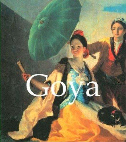 Imagen de archivo de Goya: 1746-1828 (Mega Squares) a la venta por HPB-Ruby