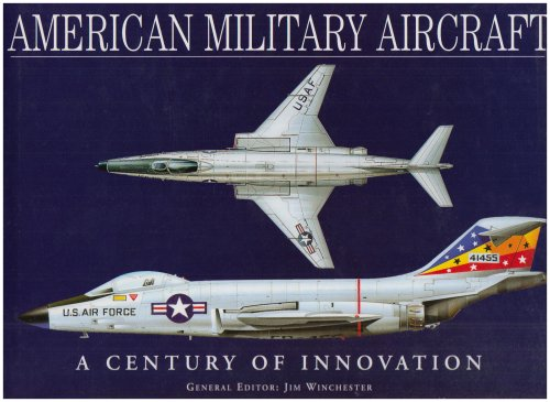 9781840137538: American Military Aircraft (ls)