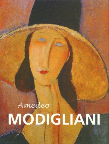 9781840137798: Amedeo Modigliani (Great Masters)