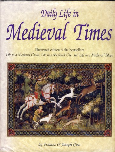 9781840138115: Daily Life in Medieval Times