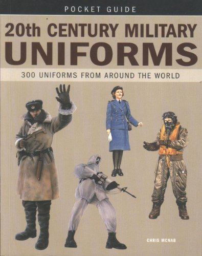 9781840139730: 20th Century Military Uniforms