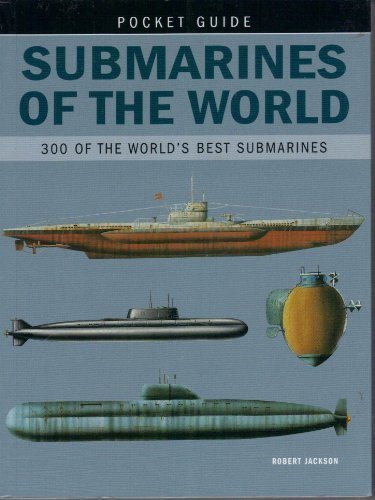 9781840139792: Submarines of the World