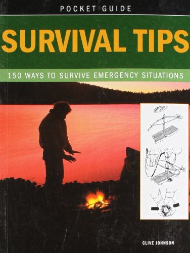 Survival Tips (Pocket Guide) (9781840139822) by C. Johnson