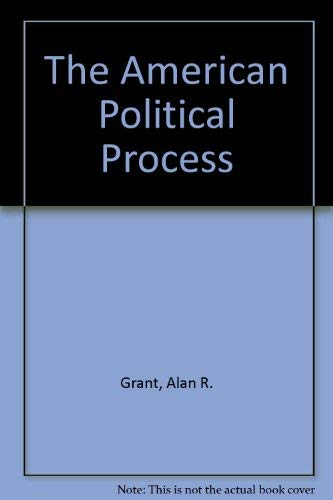 9781840140422: The American Political Process