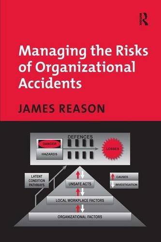 9781840141047: Managing the Risks of Organizational Accidents