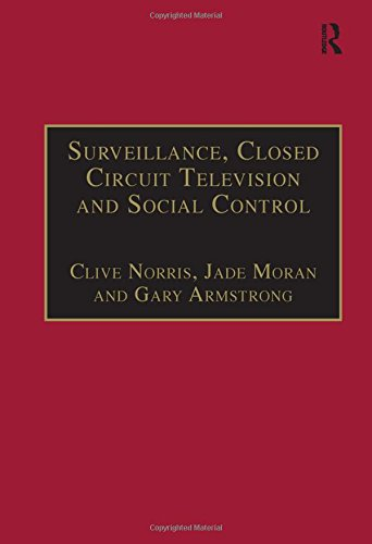 9781840141269: Surveillance, Closed Circuit Television and Social Control