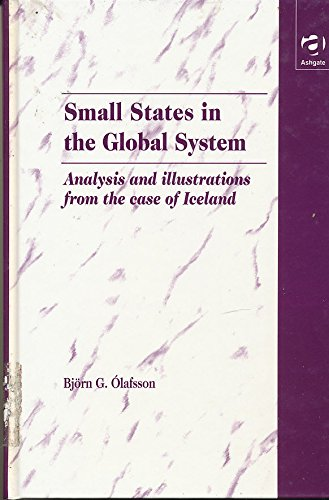 9781840141290: Small States in the Global System: Analysis and Illustrations from the Case of Iceland