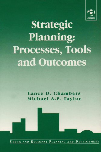 9781840145151: Strategic Planning: Processes, Tools and Outcomes (Urban and Regional Planning and Development Series)