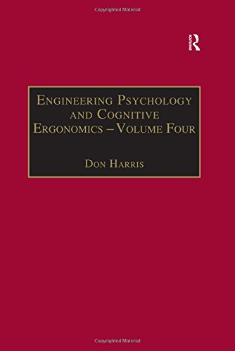 9781840145458: Engineering Psychology and Cognitive Ergonomics: Job Design, Product Design and Human-Computer Interaction (Engineering Psychology and Cognitive Ergonomics Series)