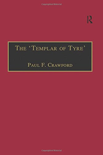 9781840146189: The 'Templar of Tyre': Part III of the 'Deeds of the Cypriots' (Crusade Texts in Translation) (Pt.3)