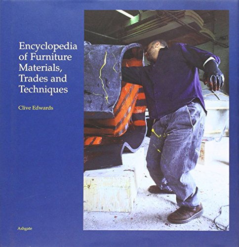 9781840146394: Encyclopaedia of Furniture Materials, Trades and Techniques