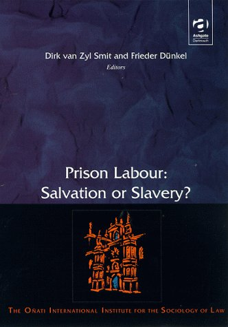 9781840147995: Prison Labour: Salvation or Slavery? : International Perspectives (Onati International Series in Law and Society)