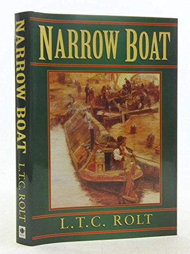 Narrow Boat: Rolt L T C