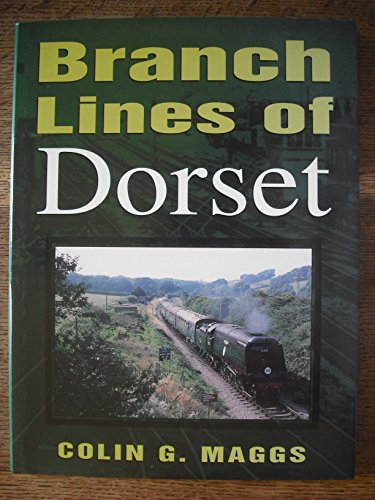 9781840151459: Branch Lines Dorset (Budding)