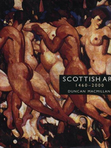 Scottish Art, 1460-2000 (Hardback): Duncan Macmillan