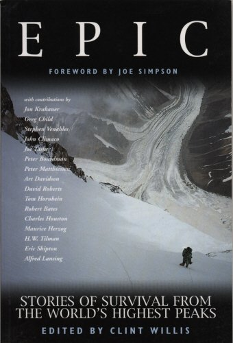 9781840182620: Epic: With An Introduction By Joe Simpson (Adrenaline)