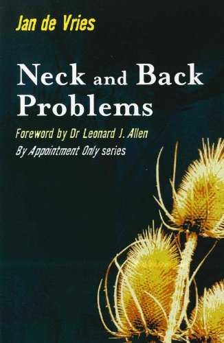 9781840185560: Neck and Back Problems (By Appointment Only)