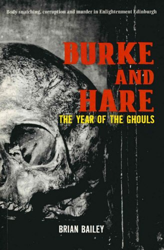 9781840185751: Burke and Hare: The Year of the Ghouls