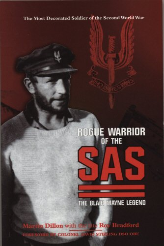 9781840187236: Rogue Warrior of the SAS: The Blair Mayne Legend