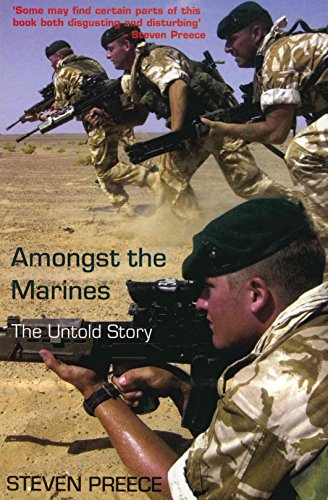 9781840188523: Amongst the Marines: The Untold Story