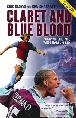 Claret and Blue Blood: Pumping Life into: Ben Sharratt, Kirk