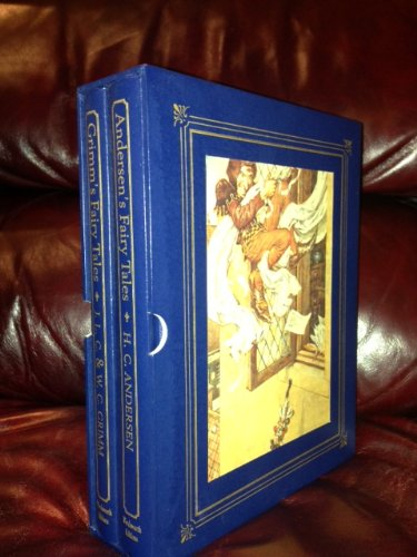 9781840220438: Grimm's Fairy Tales (Wordsworth Classic Box Set)