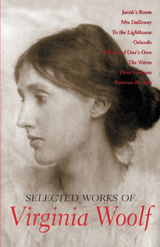 9781840220582: The Selected Works of Virginia Woolf (Wordsworth Library Collection)