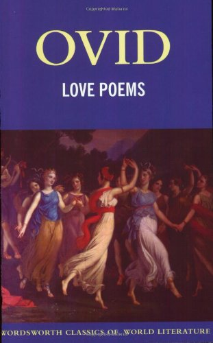 obtaining a woman in art of love book 1 by ovid Win copies of ovid's art of love the art of love by ovid may how to dress suavely and how to make women jealous it also has plenty of love lessons for.