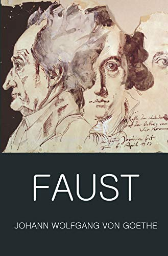 9781840221152: Faust - A Tragedy in Two Parts and the Urfaust (Wordsworth Classics of World Literature)