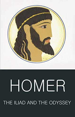 Chapman's Homer: The Iliad and The Odyssey: Homer