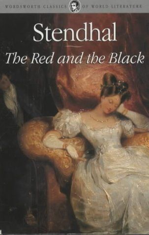 9781840221275: The Red and the Black (Wordsworth Classics of World Literature)