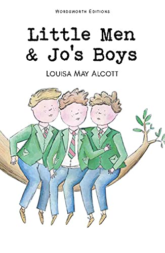 9781840221763: Little Men & Jo's Boys (Children's Classics)