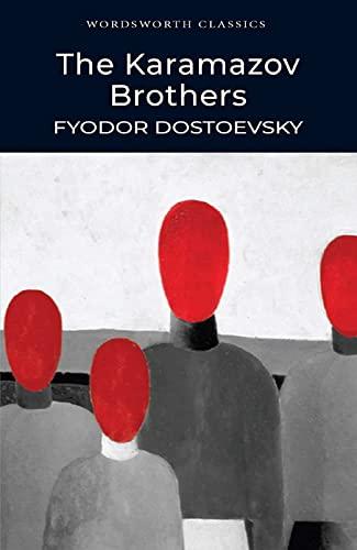 9781840221862: Karamazov Brothers (Wordsworth Classics)