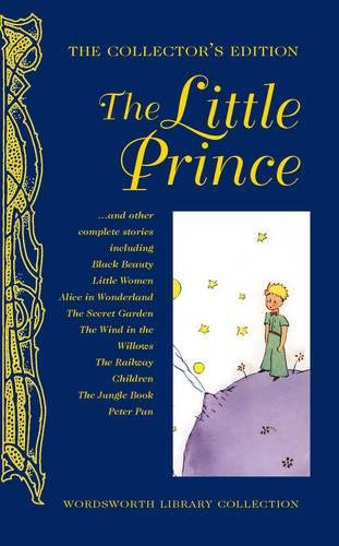 9781840221954: The Little Prince and Other Stories (Wordsworth Library Collection)