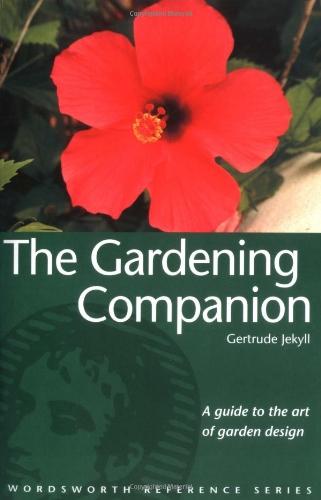 Gardening Companion: Gertrude Jekyll