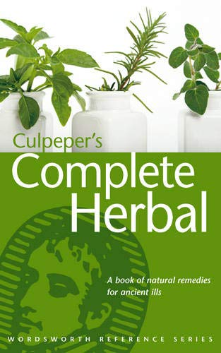 9781840223453: Complete Herbal (Wordsworth Reference)
