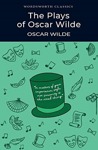 9781840224184: Plays of Oscar Wilde (Wordsworth Classics)