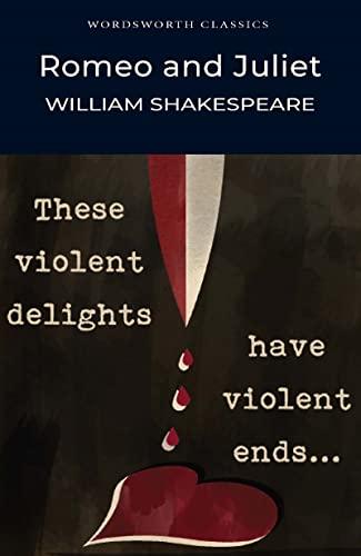 9781840224337: Romeo and Juliet (Wordsworth Classics)