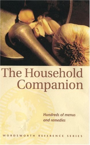 9781840224894: The Household Companion (Wordsworth Reference)