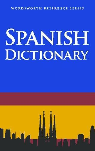 9781840224962: Spanish Dictionary (Wordsworth Reference)