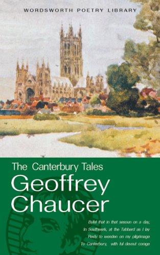 9781840225365: Canterbury Tales (Wordsworth Poetry Library)