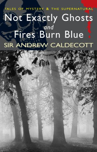 9781840225495: Not Exactly Ghosts/Fires Burn Blue (Tales of Mystery & the Supernatural)