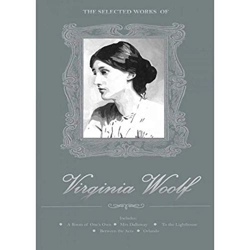 9781840225587: The Selected Works of Virginia Woolf (Wordsworth Library Collection)