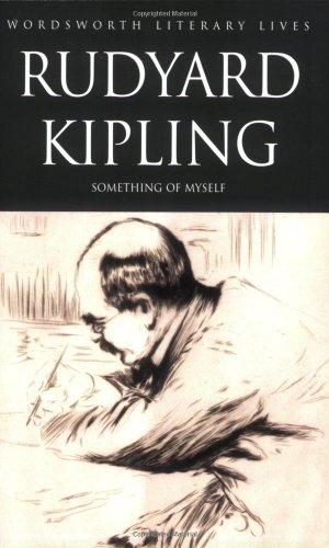 9781840225679: Something of Myself (Wordsworth Literary Lives)